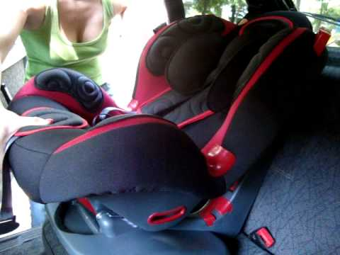 Детское автокресло на базе 9-25 кг Eternal-Shield-Sport-Star