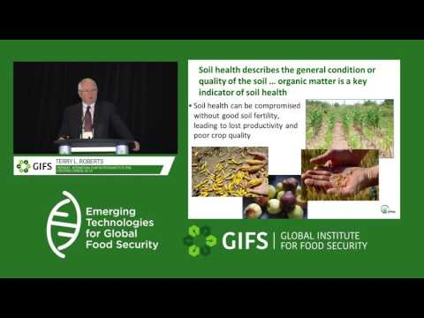 Nutrient Stewardship: Soil Health, Sustainability & Crop Production  by Terry Roberts