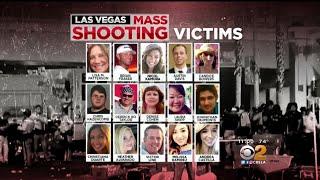 President Trump Visits Las Vegas In Wake Of Shooting