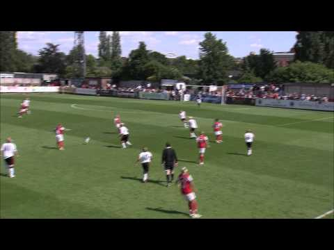Arsenal 3-0 Liverpool | The FA WSL Official Highlights - 24-07-11