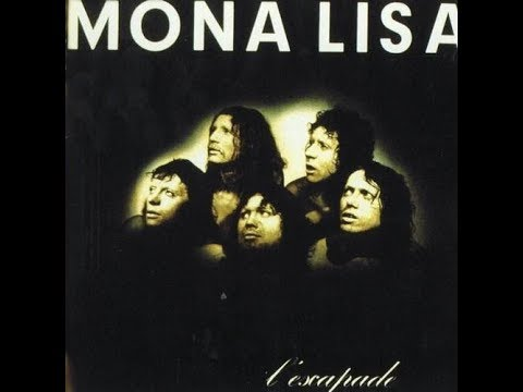 Mona Lisa - L`escapade 1974 FULL VINYL ALBUM