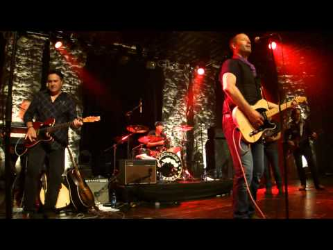 Something to live for Barney Bentall Commodore 2013