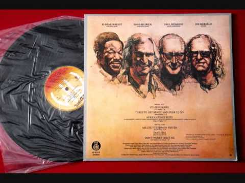 "Dave Brubeck Quartet - ""Take Five"" (Paul Desmond)"