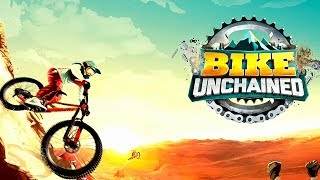 Bike Unchained - Red Bull Walkthrough
