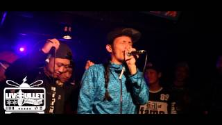 LIVE BULLET TV 第8弾 10/7 ARC-MAN/SHADY/S.K/KURO