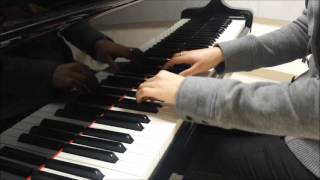 B.A.P ♪ Young, Wild & Free ~banging piano version~
