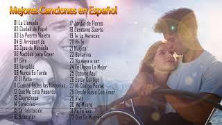 Musica Pop En Espanol - Mejor Baladas Romantica En Espanol - Musica para trabajar y concentrarse