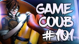 🔥 Game Coub #101 | Best video game moments