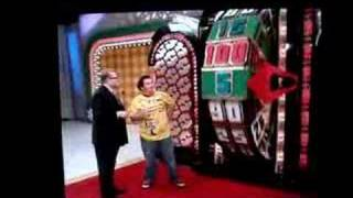 The Price is Right: 'Big Wheel Fall Down' 2 contestants fall