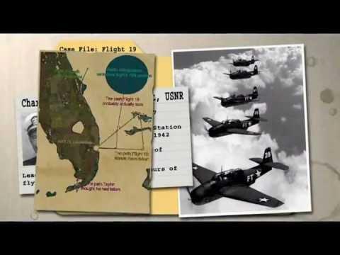 Bermuda Triangle: The Fate of Flight 19