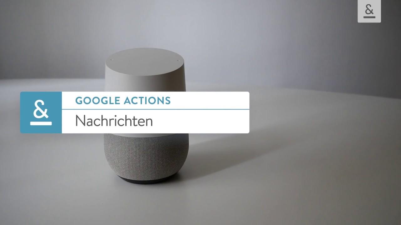 Ok Google Das Sind Die Wichtigsten Google Home Sprachbefehle