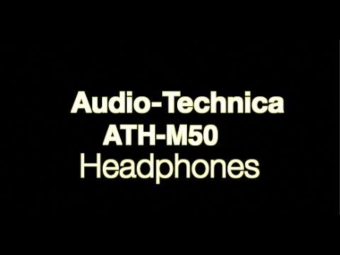 Audio Technica ATH-M50: FU#K BEATS HEADPHONES--THESE ARE THE $HIT