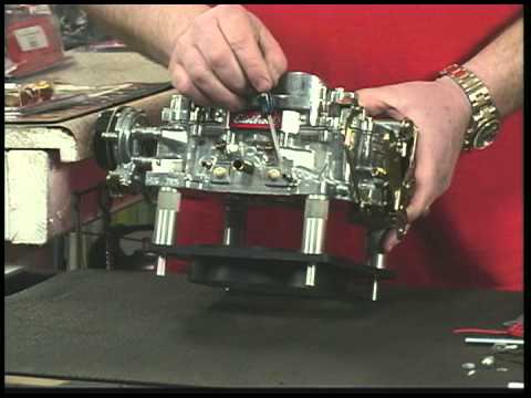 Edelbrock Carburetors - Before_You_Start