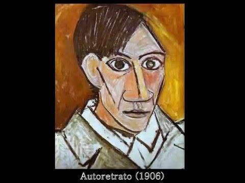 Pablo Picasso E Sua Obra Youtube