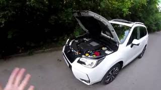 Subaru Forester XT - Движение с комментариями (60p)