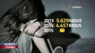 Setiap Hari 16 Wanita Diperkosa