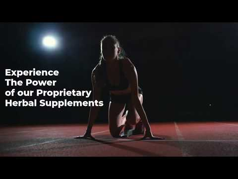 Herbal Supplements Promo Video English