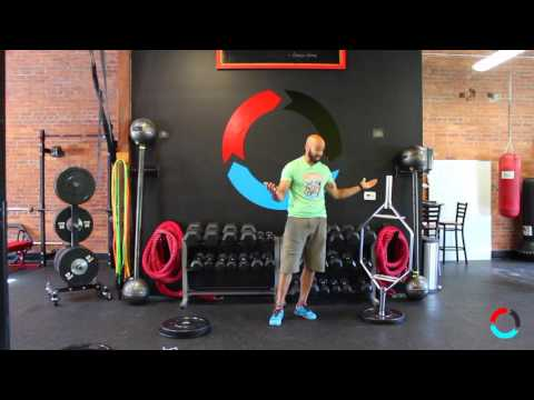 Adding weights to a trap bar & using clips
