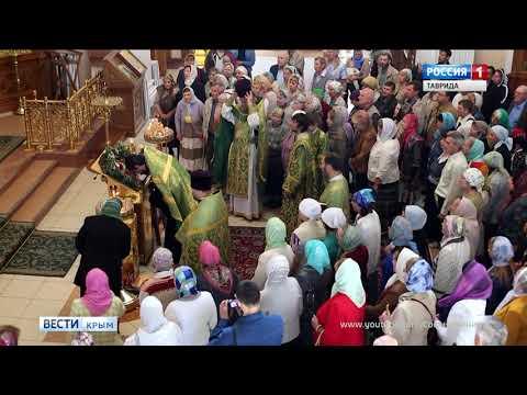 В Крым доставят мощи святой Матроны Московской