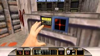 Игры 90-тых! Прохождение Duke Nukem 3D Megaton Edition (Озвучка GSC). Часть 1 - уровень 2(Я обратил внимание на то, что изображение предыдущего видео было, не сильно, но всё же затемнено, а непрогляд..., 2015-07-18T23:09:58.000Z)