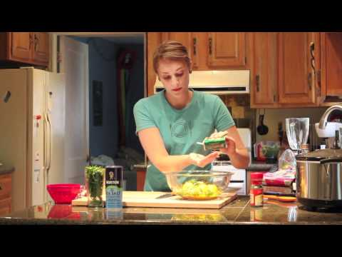 Kitchenability: Lemon Cilantro Chicken Recipe