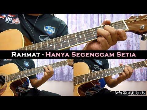 Rahmat - Hanya Segenggam Setia (Instrumental/Full Acoustic/Guitar Cover)