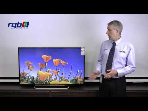 Sony R4 Series Review - KDL32R423ABU, KDL40R473ABU, KDL46R473ABU, Full HD LED TV | RGB Direct