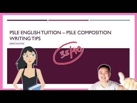 PSLE English Tuition