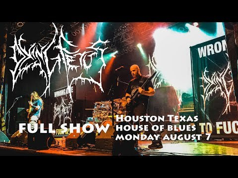 Dying Fetus Live in Houston (Full Show)