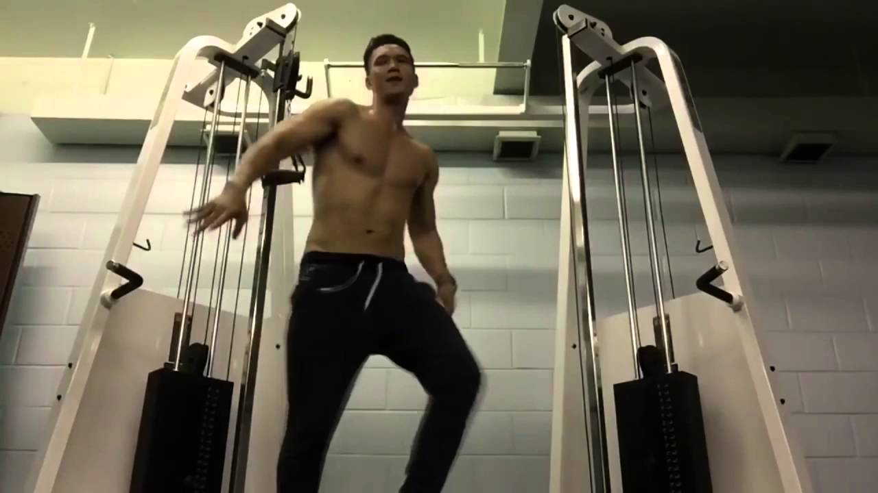 Harry Shum Jr. dancing to different songs