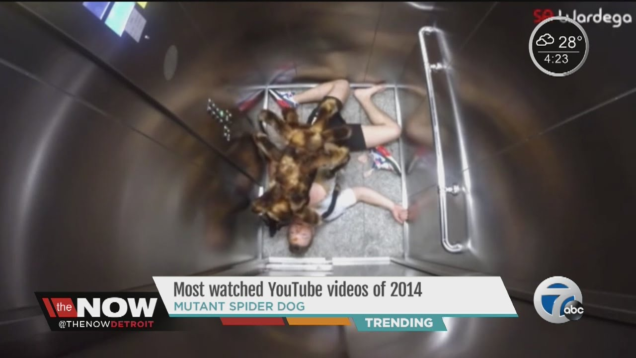 You Tube S Most Watched Videos Of 2014 Youtube
