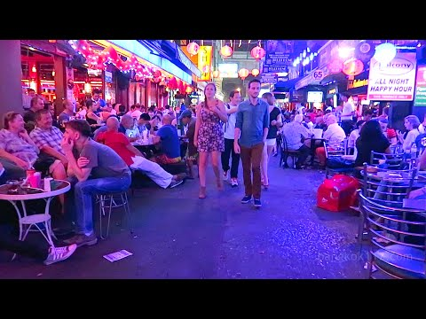 Bangkok Gay Nightlife - 2016