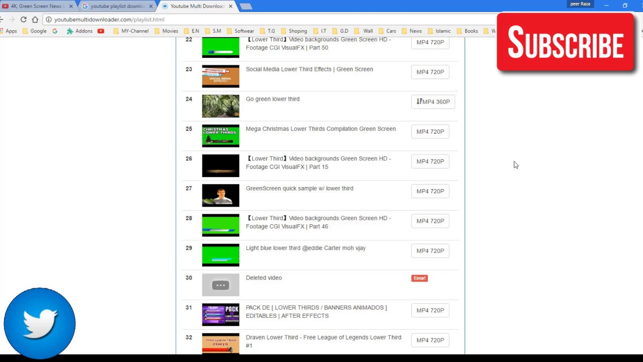 How to Download YouTube Playlist ? internet download manager