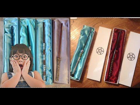 How To Make Magic Wands! DIY Witch and Wizard Magic Wands!