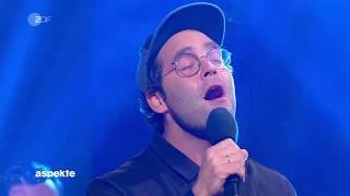 "Aki Bosse & Kaiser Quartett & Valentine bei ZDF Aspekte,   ""Wanderer"""