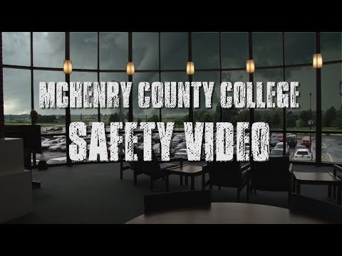 McHenry County College Safety Video
