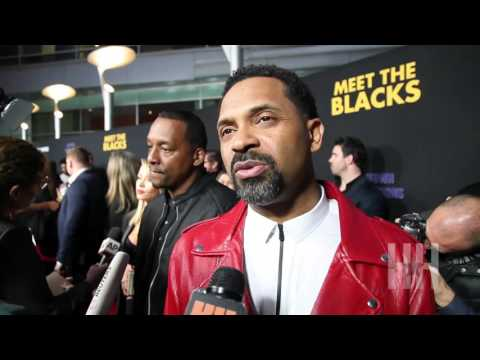 Mike Epps and Bresha Webb Say It's