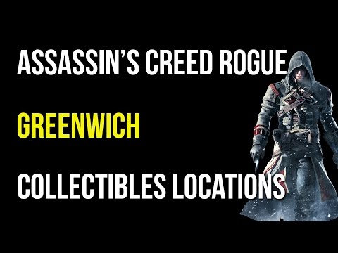 Assassin's Creed Rogue Greenwich Collectibles/Activities/Quest Items/Viking Sword/Templar Relic