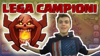 SONO IN LEGA CAMPIONI - Clash of Clans ITA