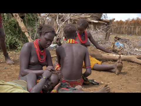 ETHIOPIA-THE OMO VALLEY REGION
