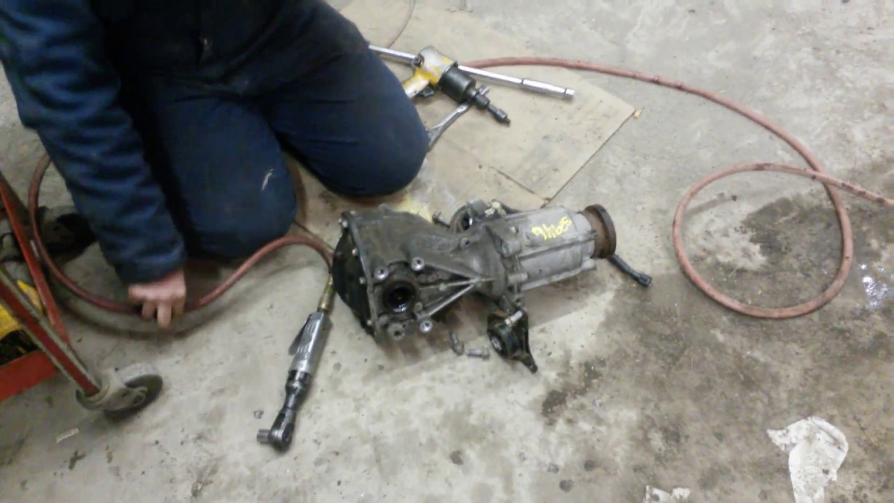 weird Escape differential removal trick saves hours of