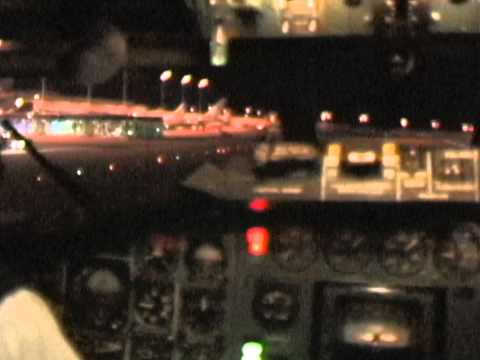 THE SIGHT & THE SOUND 6-1/7 : Malev TU-154 HA-LCV cockpit documentary from Munich to Budapest