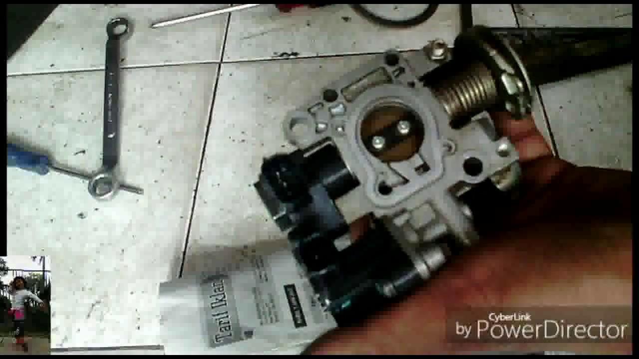 Service Motor Injeksi    Throttle Body All New Honda Matic