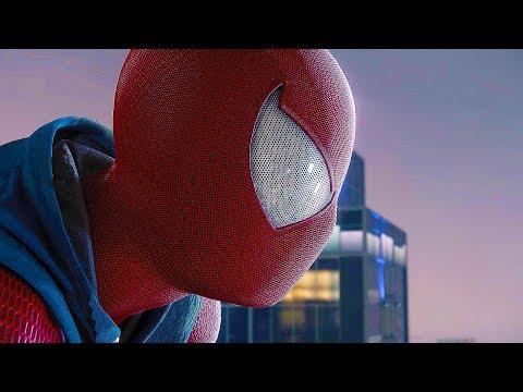 Marvel's Spider-Man PS4 Full Movie All Cutscenes (PS4 Pro 2018)
