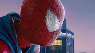 Marvel's Spider-Man PS4 Full Movie All Cutscenes (PS4 Pro 2018)