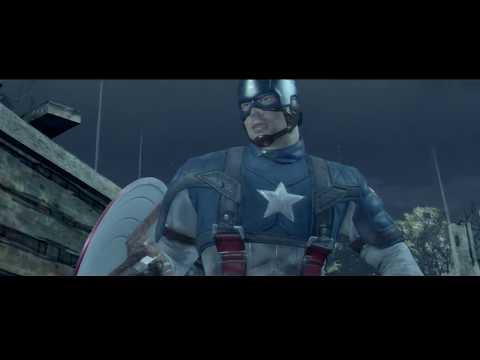 Capitan America: Il Super Soldato (ITA) - 1 - Le Nuove Armi Tedesche [PS3]
