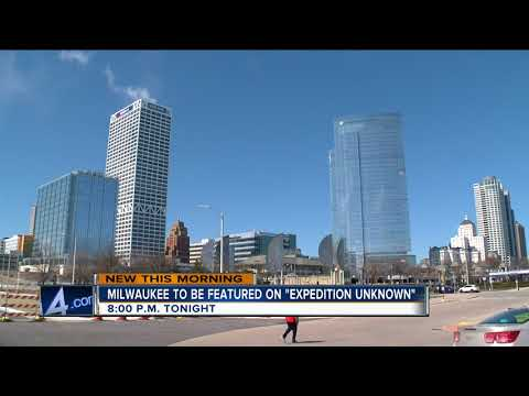 """Milwaukee to be featured on Travel Channel's """"Expedition Unknown"""""""