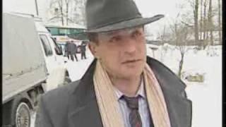 "Домогаров на съемках фильма ""МУР"""