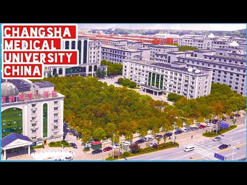 A day in the life of CHANGSHA MEDICAL  UNIVERSITY CHINA [MBBS in Changsha Medical university ]