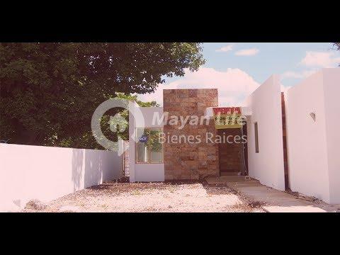 Casa en venta en Juan B Sosa - Mérida,...